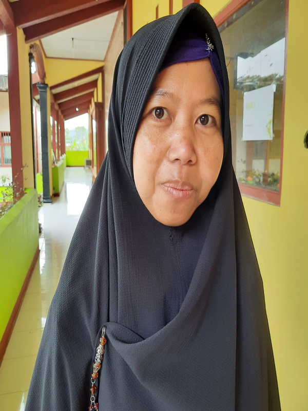 Siti Maesaroh, S.Pd